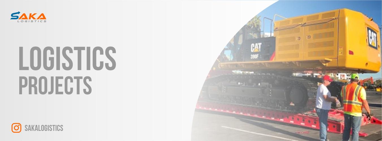 Header SAKA Logistics Projects